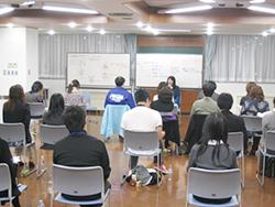 北海道札幌校受講の様子